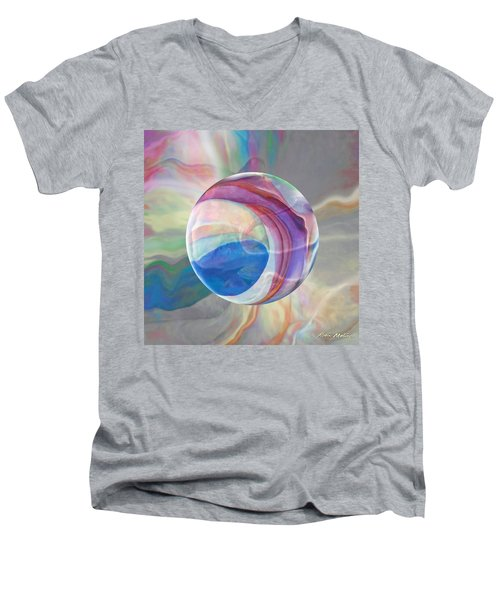 Ethereal World Men's V-Neck T-Shirt