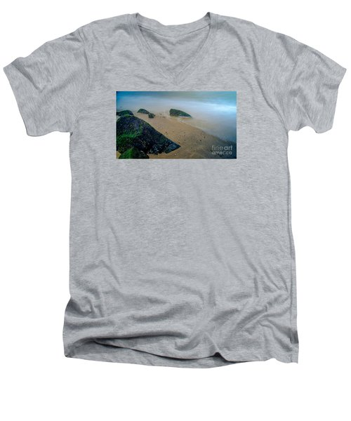 Ethereal Men's V-Neck T-Shirt