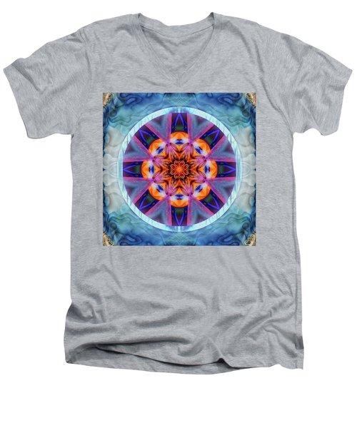 Eudaimonia Men's V-Neck T-Shirt