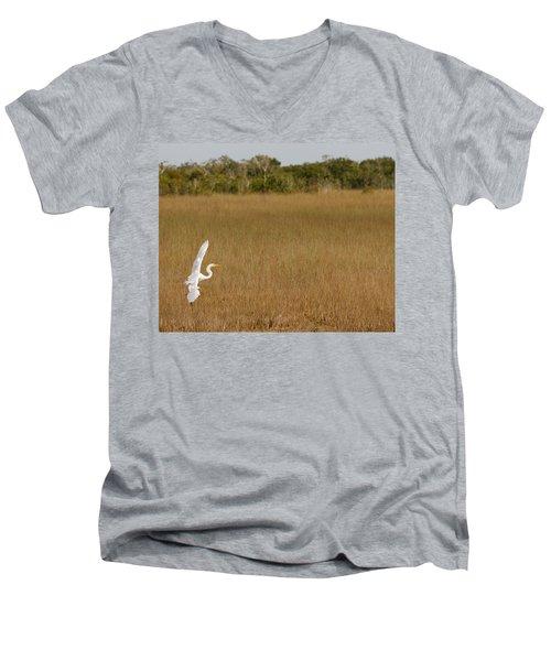 Everglades 429 Men's V-Neck T-Shirt