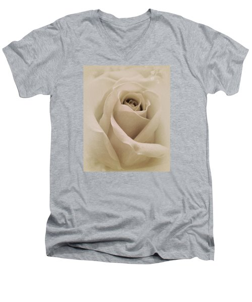Men's V-Neck T-Shirt featuring the photograph Everlasting by The Art Of Marilyn Ridoutt-Greene