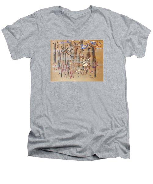 Everwatchful Men's V-Neck T-Shirt