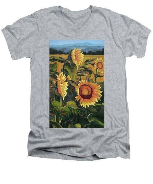 Evocation Men's V-Neck T-Shirt