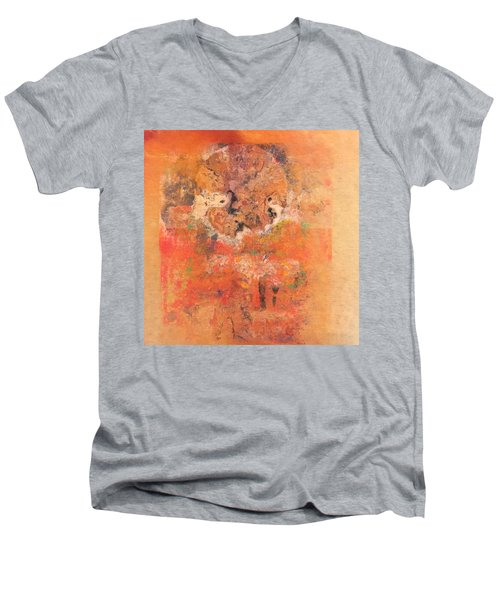 Evolving I  Men's V-Neck T-Shirt