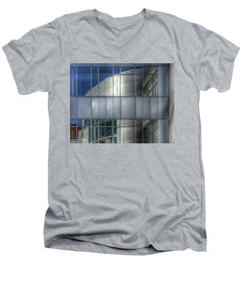 Exeter Hospital Men's V-Neck T-Shirt