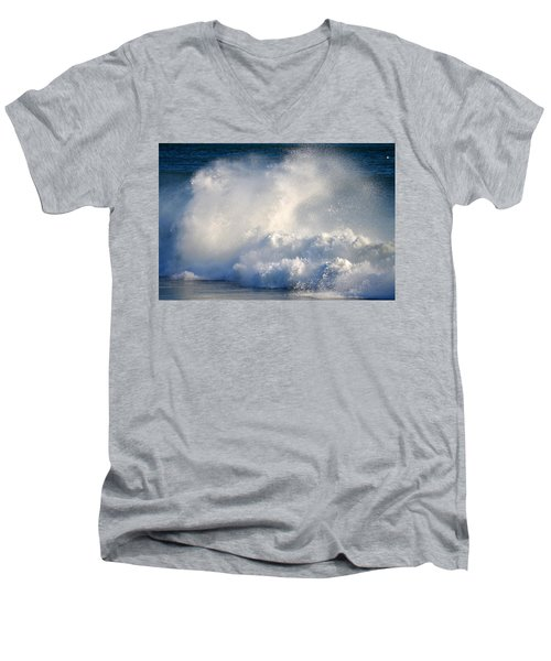 Exhilaration  Men's V-Neck T-Shirt