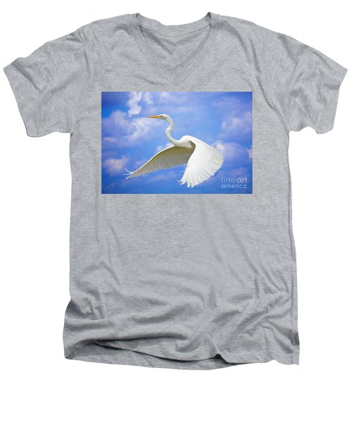 Exodus Men's V-Neck T-Shirt
