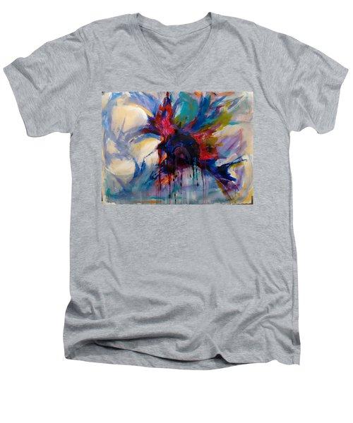 Expansion Men's V-Neck T-Shirt