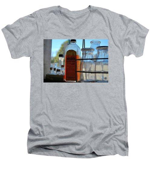 Expired On The Shelf Men's V-Neck T-Shirt