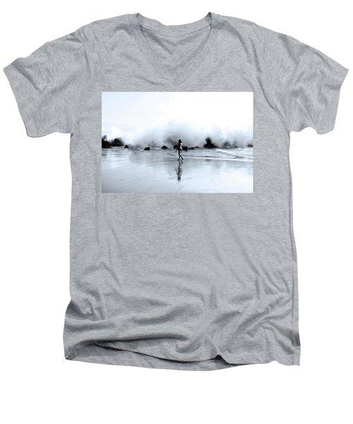 Fearless Men's V-Neck T-Shirt