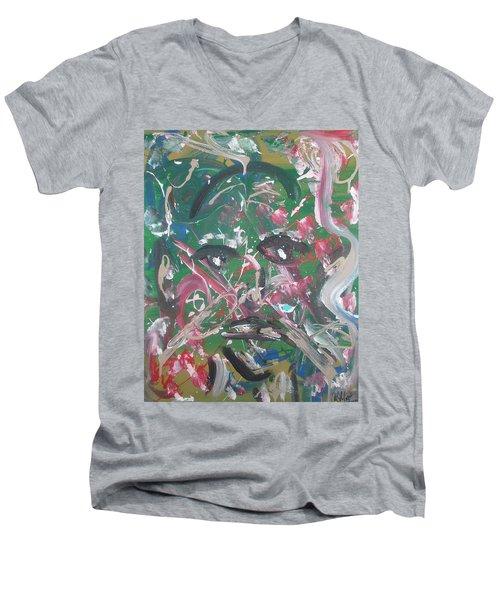 Expressions Of Life Men's V-Neck T-Shirt