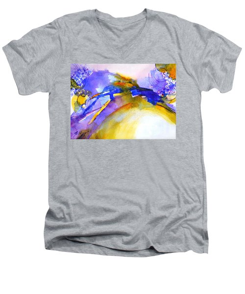 Expressive #3 Men's V-Neck T-Shirt