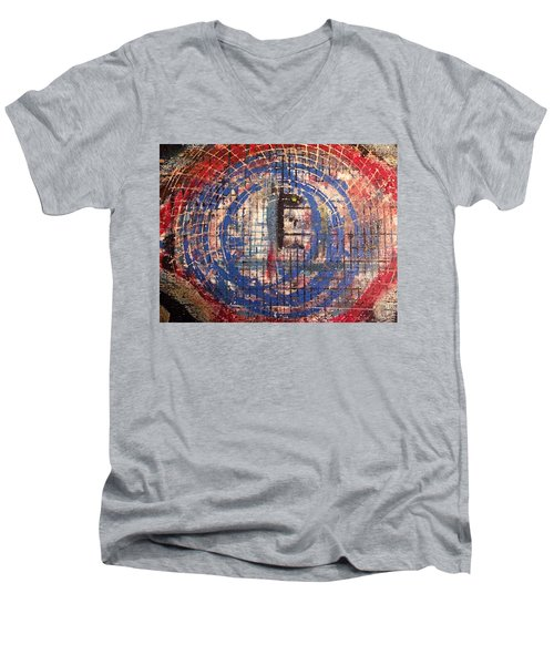 Eye Of The Beholder Men's V-Neck T-Shirt
