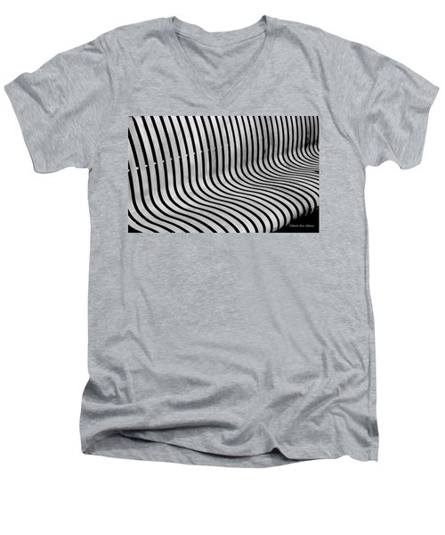Eye Ride - Illusion  Men's V-Neck T-Shirt