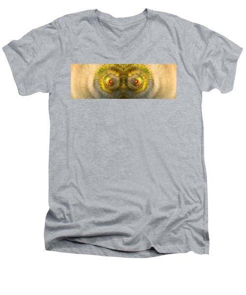 Eyes Of The Garden-1 Men's V-Neck T-Shirt