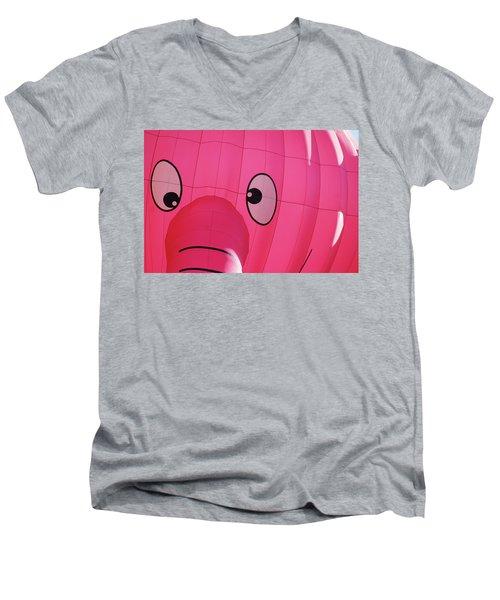 Eyes On You Men's V-Neck T-Shirt
