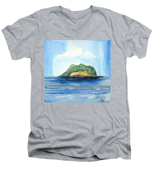 Facescape 2 Men's V-Neck T-Shirt