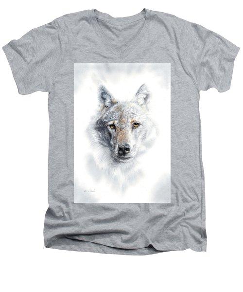Fade To Grey Men's V-Neck T-Shirt