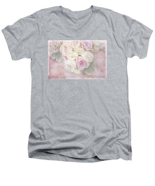 Faded Memories Men's V-Neck T-Shirt