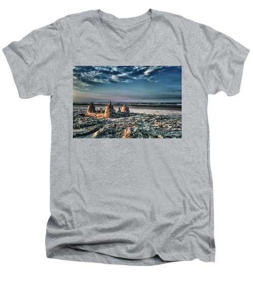 Fading Memory Men's V-Neck T-Shirt