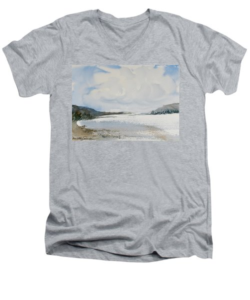 Fair Weather Or Foul? Men's V-Neck T-Shirt