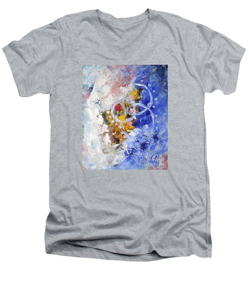 Fairground Men's V-Neck T-Shirt