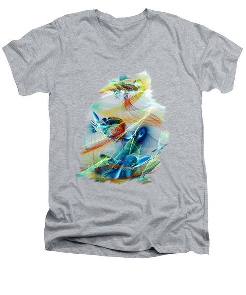 Fairy Tale Men's V-Neck T-Shirt