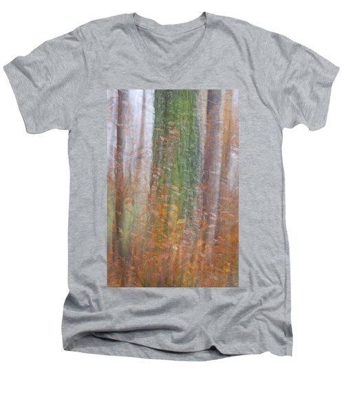 Fairy Tree Men's V-Neck T-Shirt