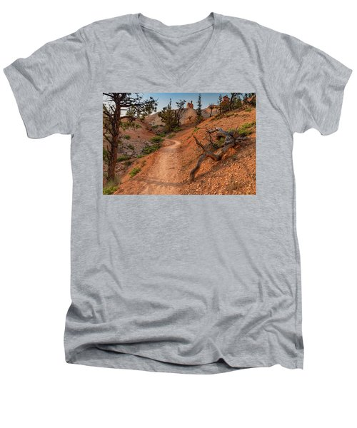 Fairyland Loop Trail Men's V-Neck T-Shirt