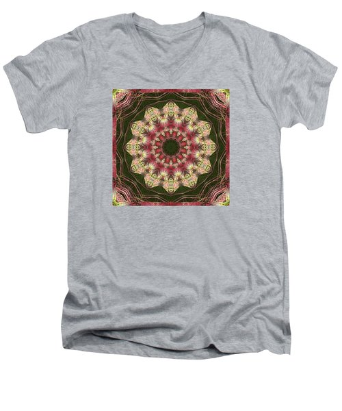 Faith Men's V-Neck T-Shirt by Bell And Todd