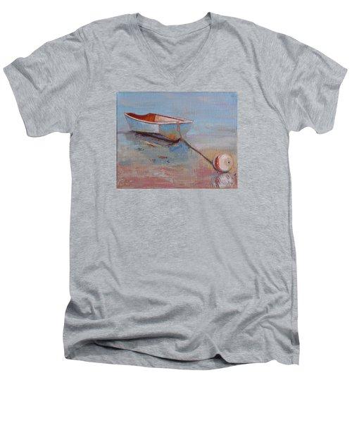 Faithful Dinghy Men's V-Neck T-Shirt