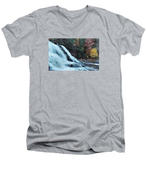 Fall Creek Falls Men's V-Neck T-Shirt