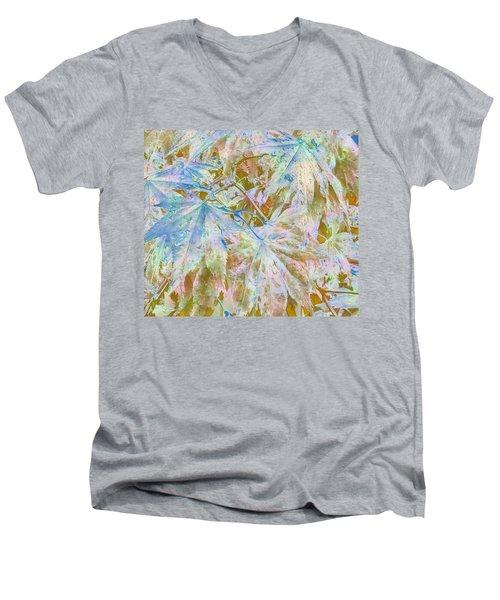 Fall Leaves #16 Men's V-Neck T-Shirt