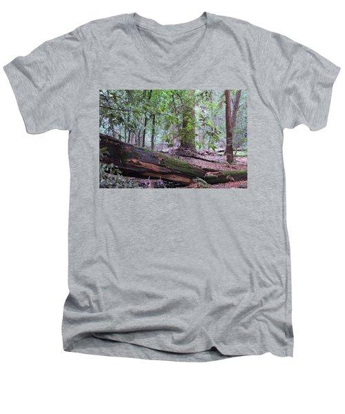 Fallen Giant Men's V-Neck T-Shirt