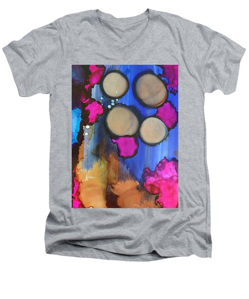 Fallen Tears Men's V-Neck T-Shirt