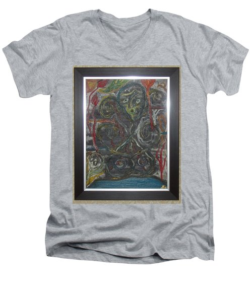 Fantasy 7 Men's V-Neck T-Shirt