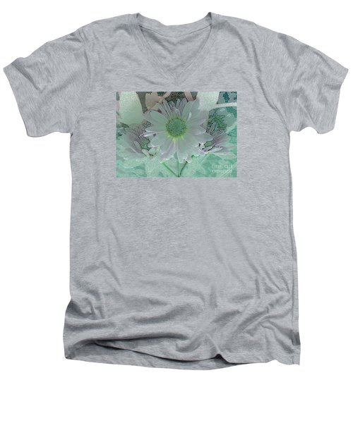 Fantasy Garden Men's V-Neck T-Shirt