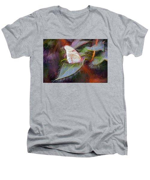 Fantasy Palace Men's V-Neck T-Shirt