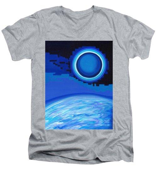 Far Above The World Men's V-Neck T-Shirt