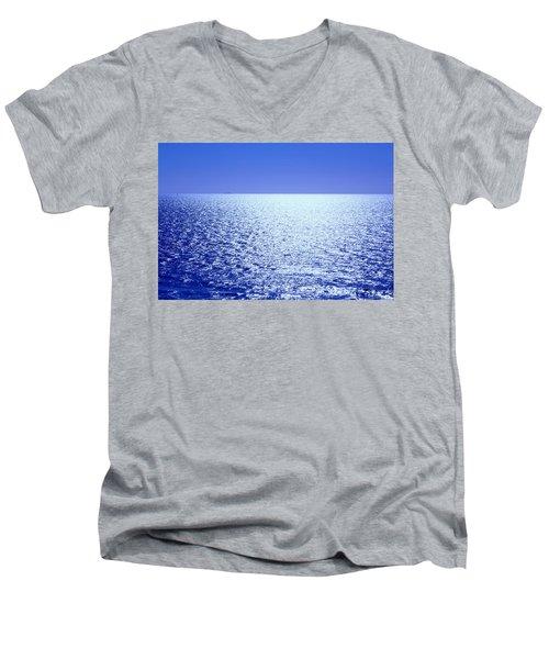 Far And Away Men's V-Neck T-Shirt