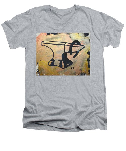 Farrier's Friend Men's V-Neck T-Shirt