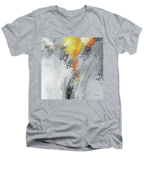 Farther Along. John 13 7 Men's V-Neck T-Shirt