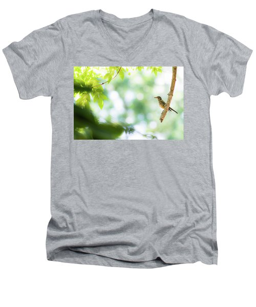 Fast Food Men's V-Neck T-Shirt