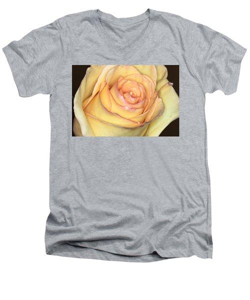 Favorite Yellow Men's V-Neck T-Shirt