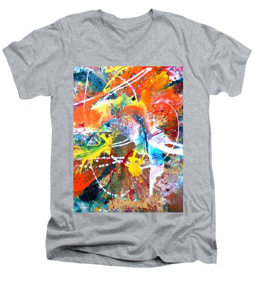 Fear Of Flying Men's V-Neck T-Shirt