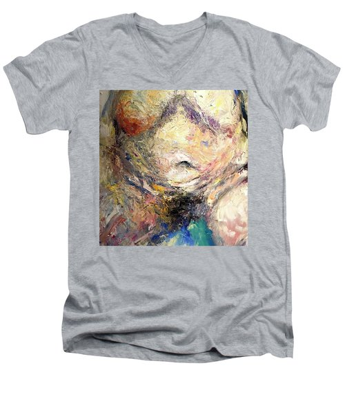 Fearless Men's V-Neck T-Shirt
