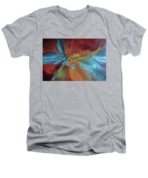 Feeling Free Men's V-Neck T-Shirt