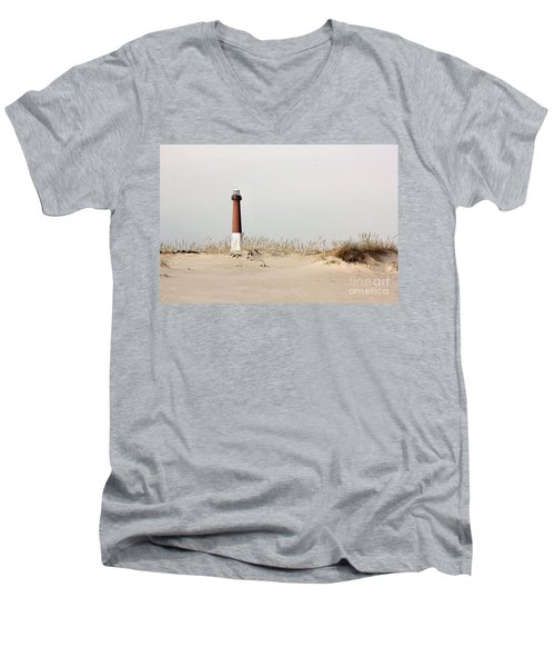 Men's V-Neck T-Shirt featuring the photograph Feels Like Home by Dana DiPasquale