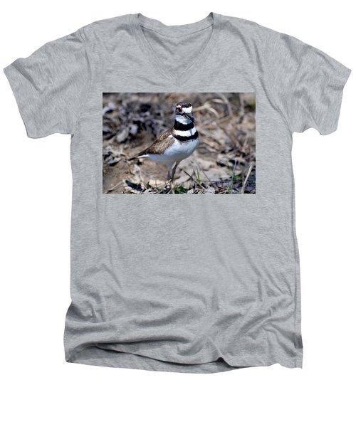Field Killdeer Men's V-Neck T-Shirt