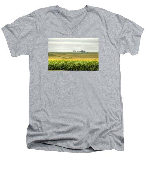 Fields Of Color Men's V-Neck T-Shirt